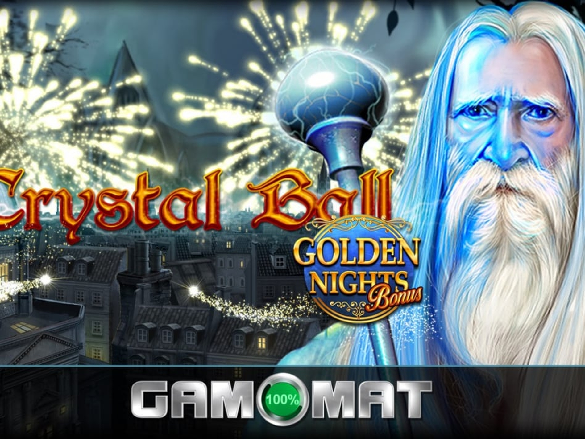 The Crystal Ball GDN Online Slot Demo Game by Gamomat