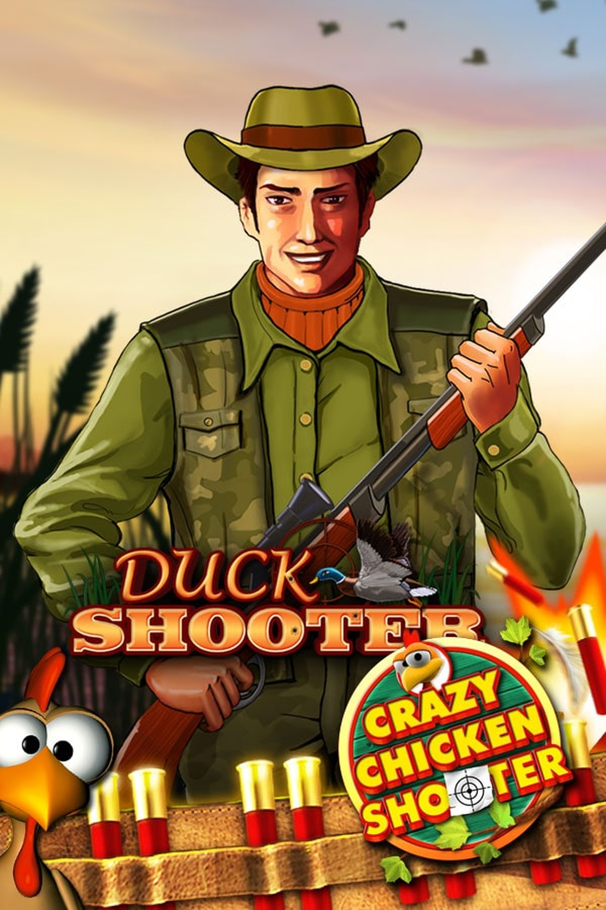 The Duck Shooter CCS Online Slot Demo Game by Gamomat