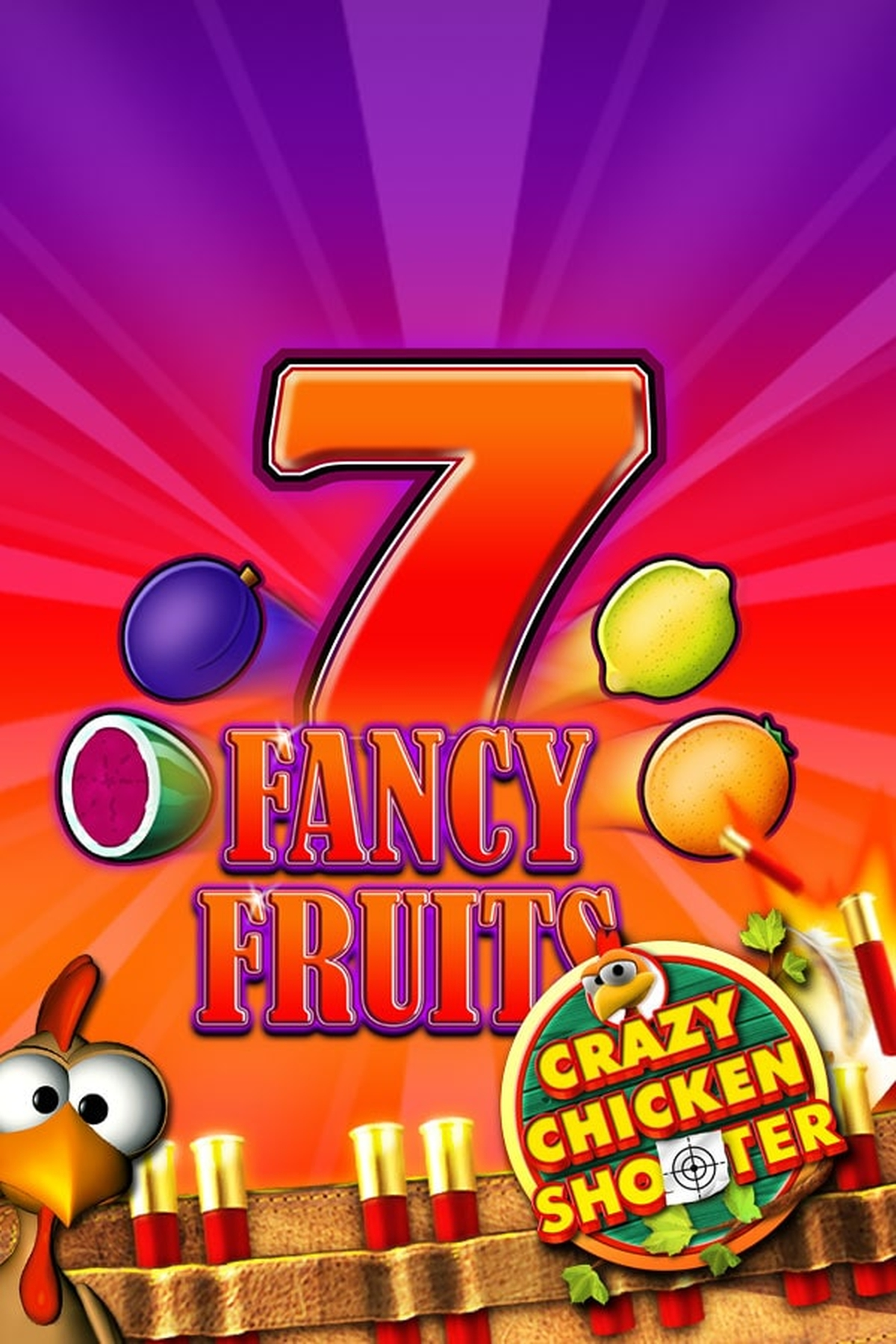 The Fancy Fruits CCS Online Slot Demo Game by Gamomat