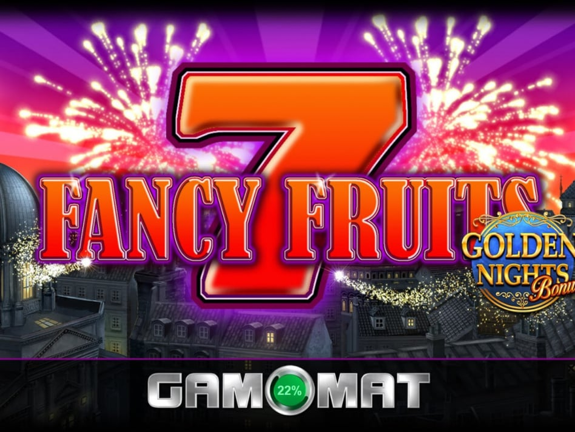 The Fancy Fruits GDN Online Slot Demo Game by Gamomat