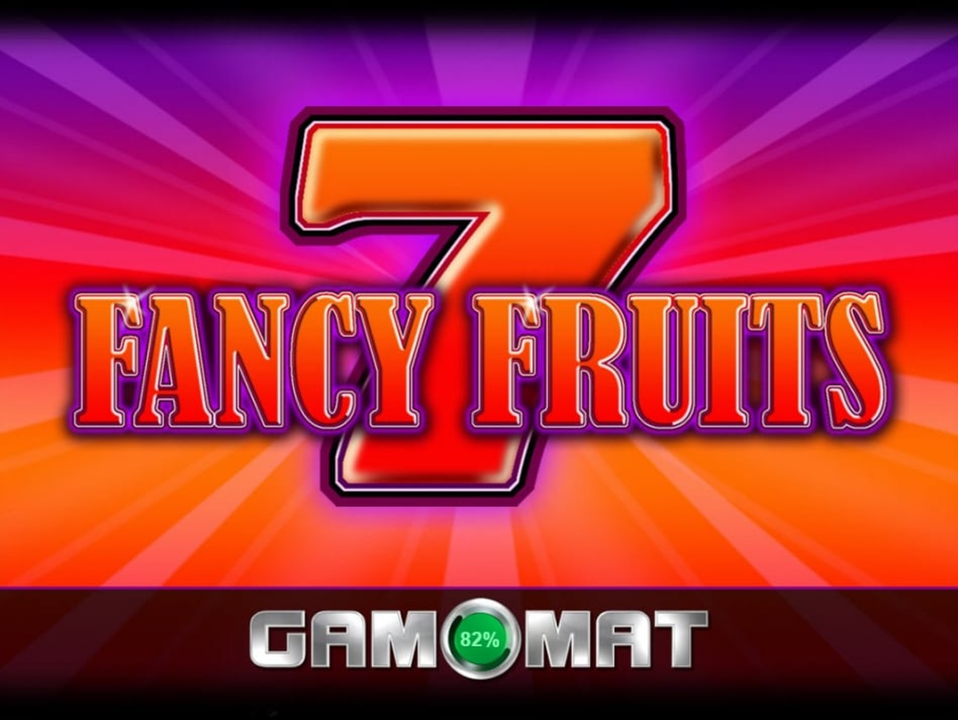 The Fancy Fruits Online Slot Demo Game by Gamomat