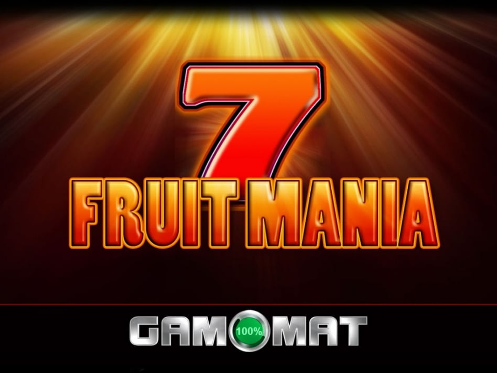 The Fruit Mania (Bally Wulff) Online Slot Demo Game by Gamomat