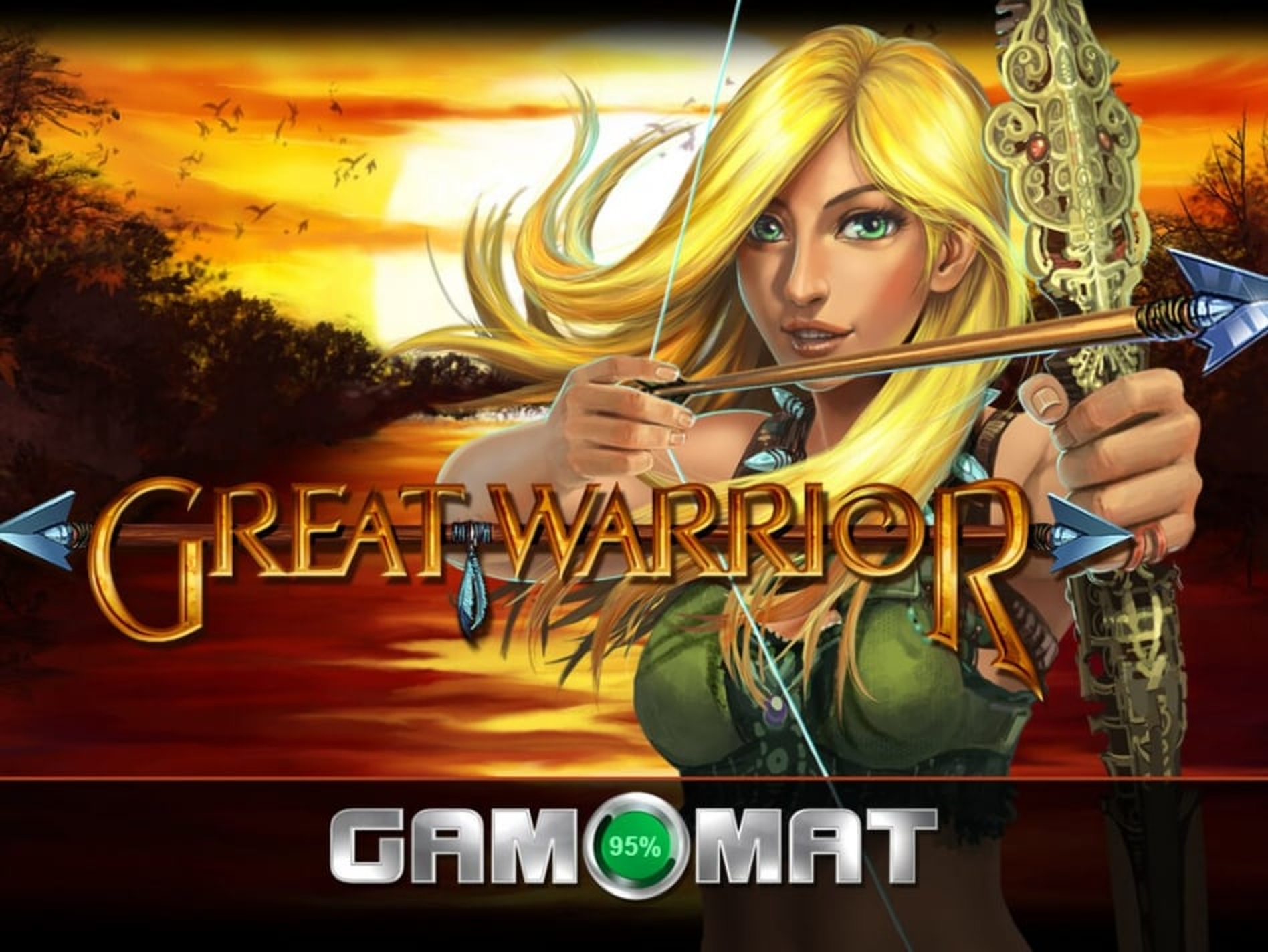 The Great Warrior Online Slot Demo Game by Gamomat