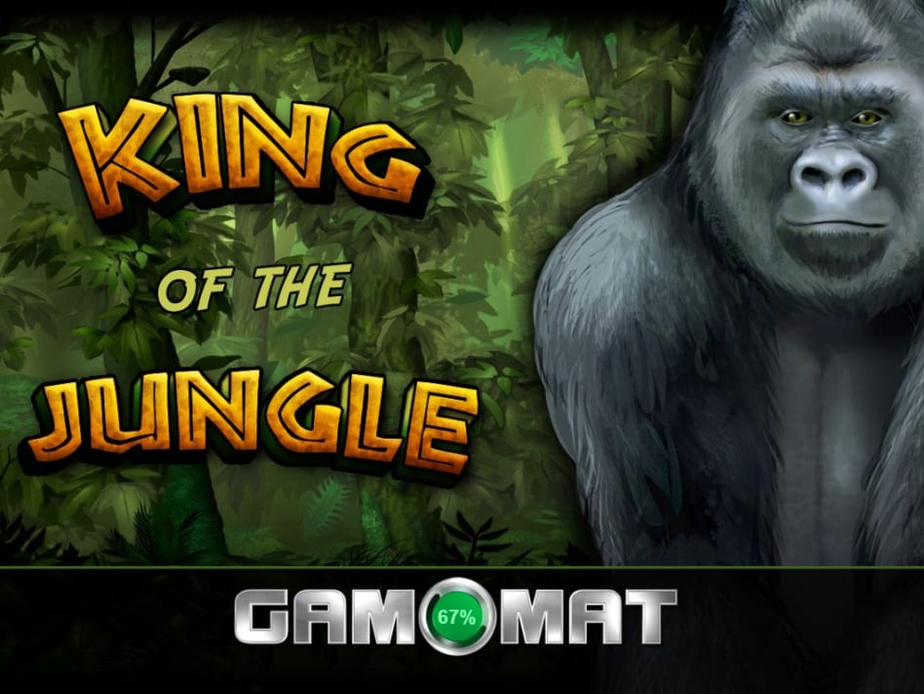 The King of the Jungle (Gamomat) Online Slot Demo Game by Gamomat