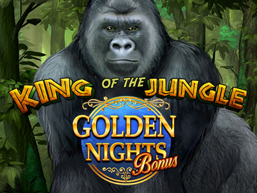 The King of the Jungle RHFP Online Slot Demo Game by Gamomat