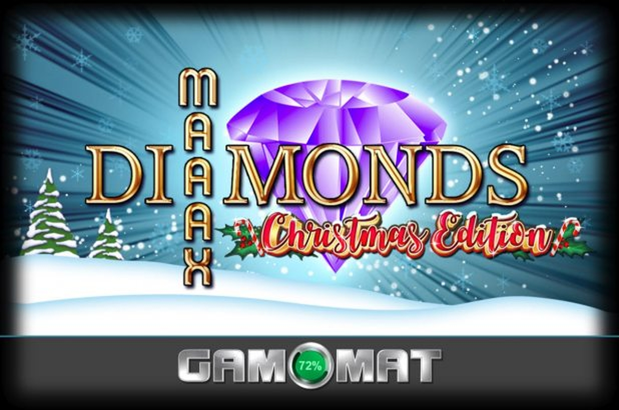 The Maaax Diamonds Christmas Edition Online Slot Demo Game by Gamomat