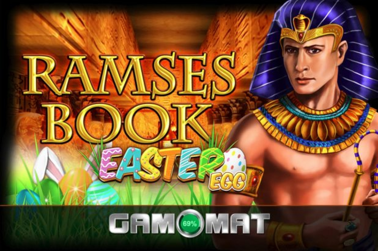 The Ramses Book Easter Egg Online Slot Demo Game by Gamomat