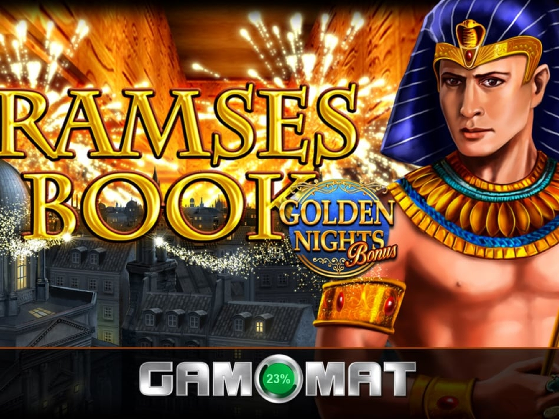 The Ramses Book GDN Online Slot Demo Game by Gamomat