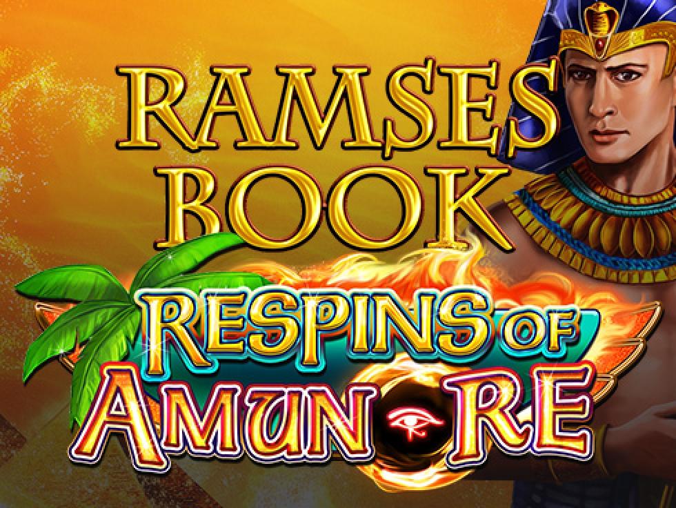 The Ramses Book Respins of Amun-Re Online Slot Demo Game by Gamomat