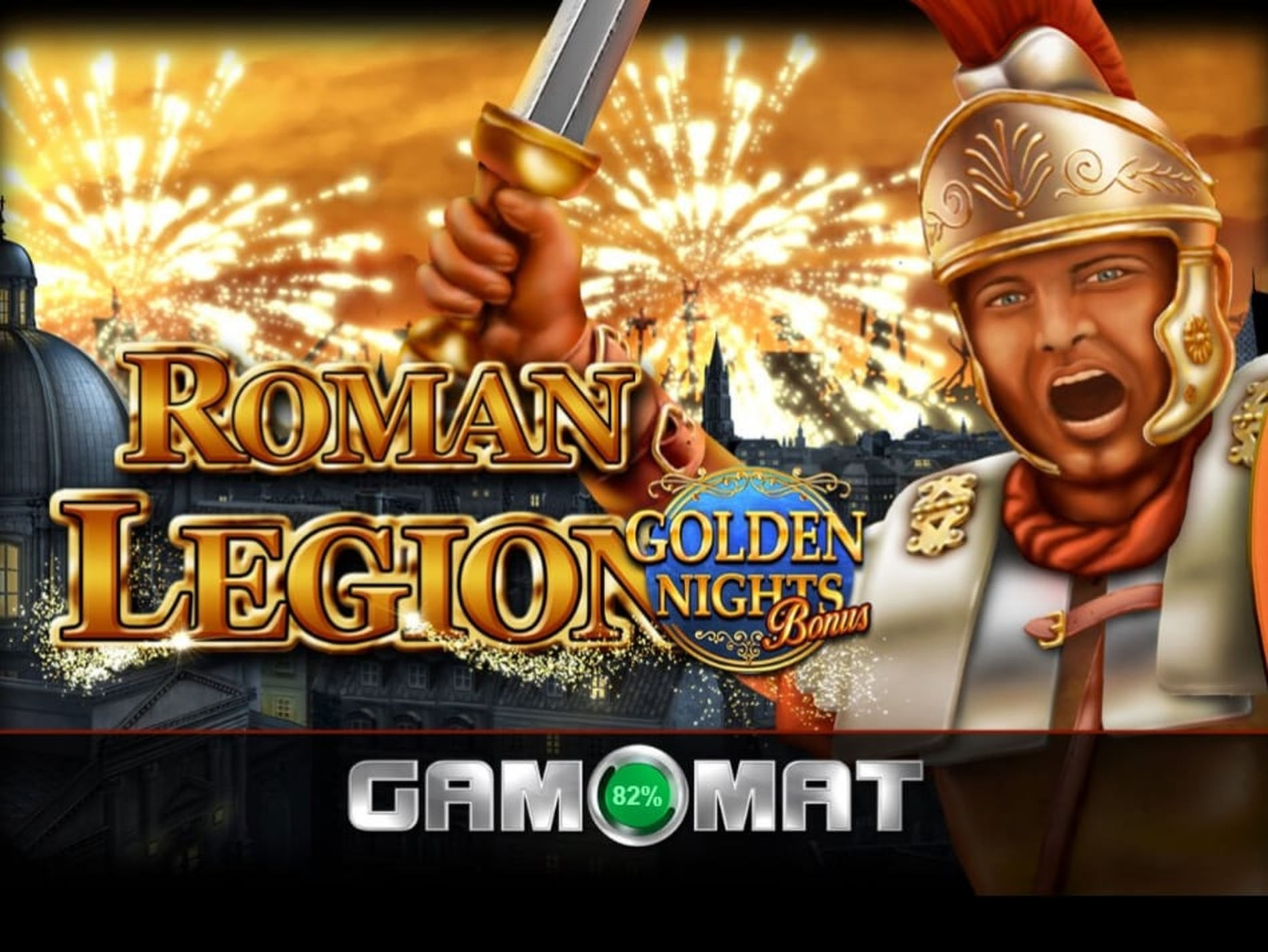 The Roman Legion Online Slot Demo Game by Gamomat