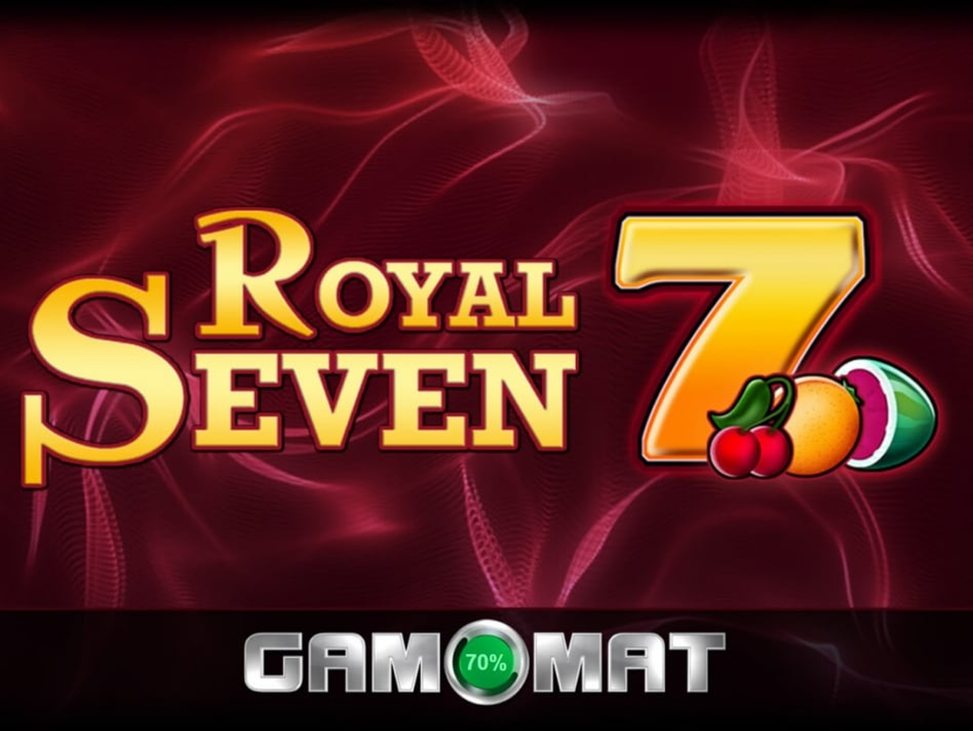 The Royal Seven Online Slot Demo Game by Gamomat