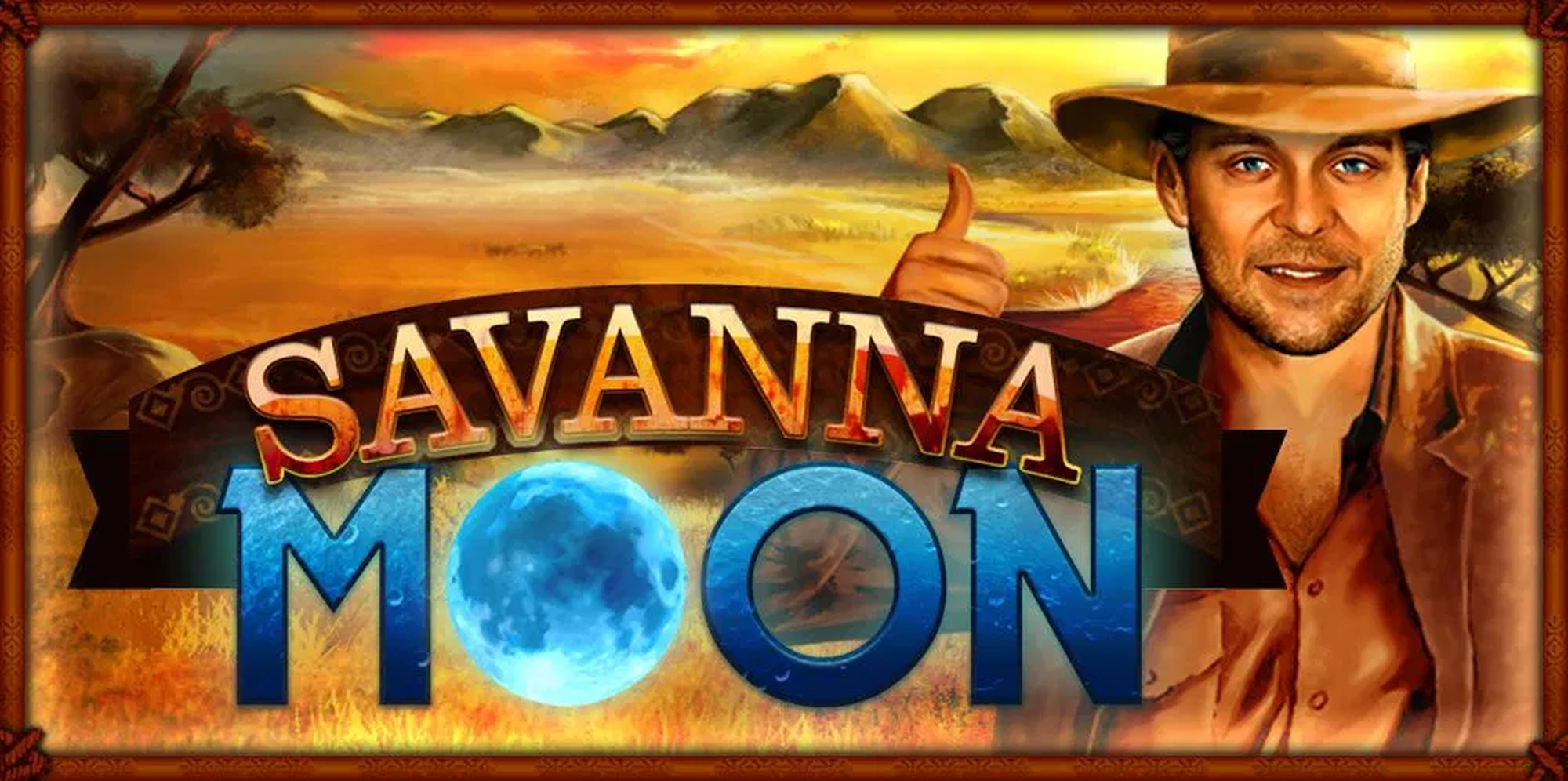 The Savanna Moon Online Slot Demo Game by Gamomat