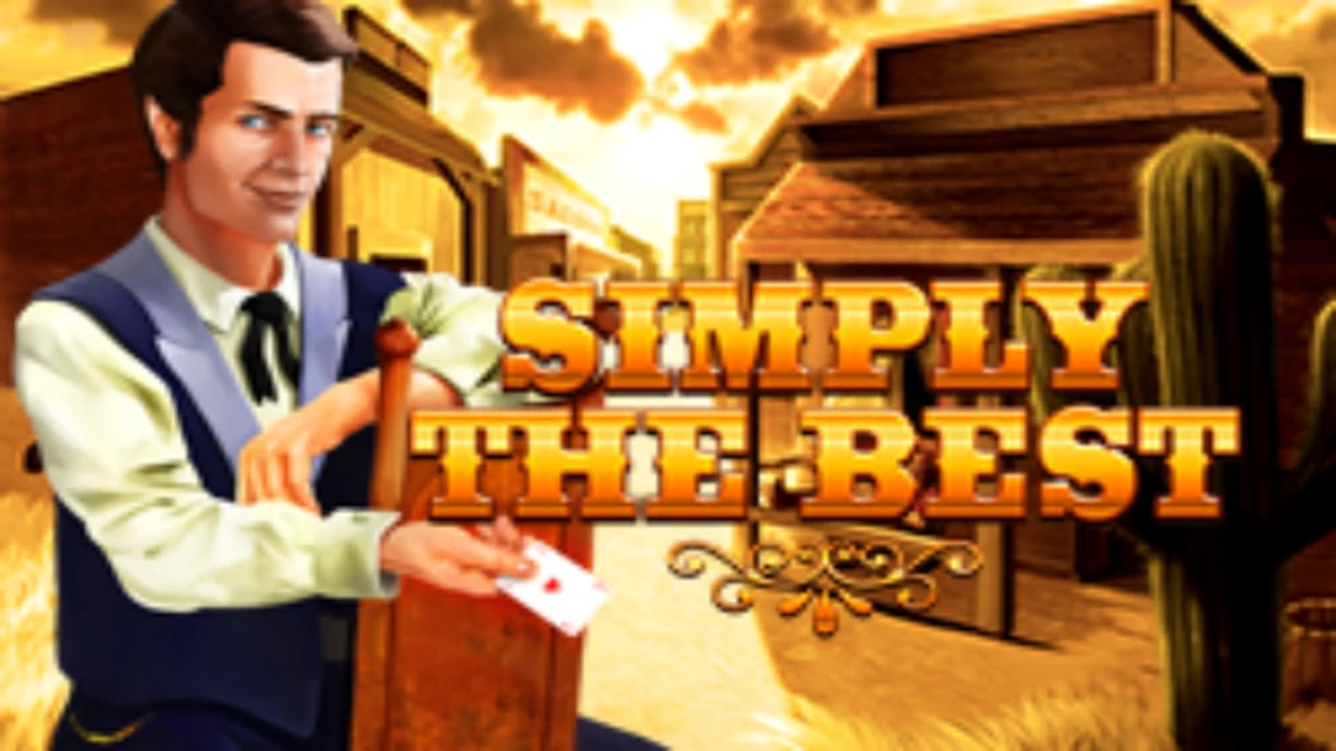 The Simply the Best Online Slot Demo Game by Gamomat