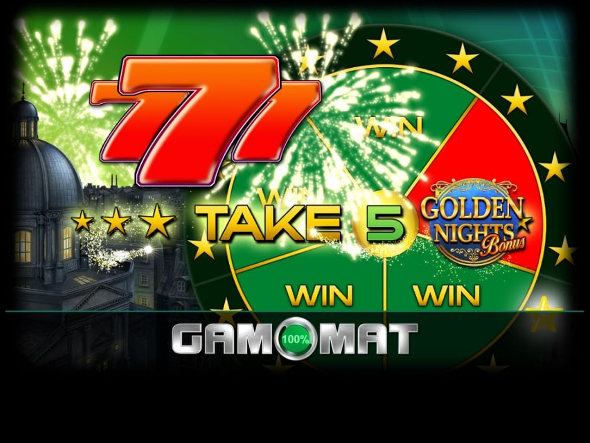 The Take 5 GDN Online Slot Demo Game by Gamomat