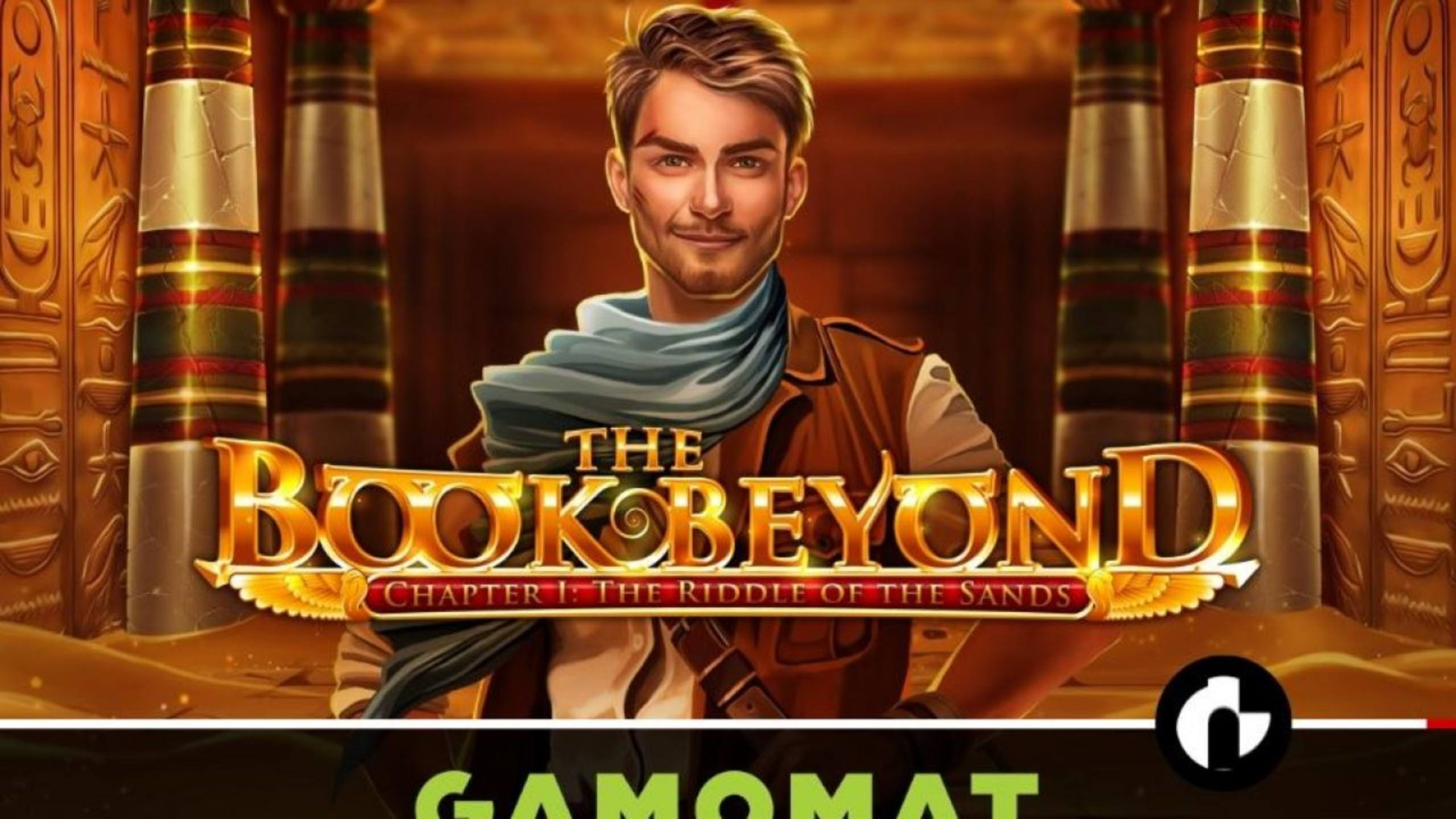 The The Book Beyond Online Slot Demo Game by Gamomat