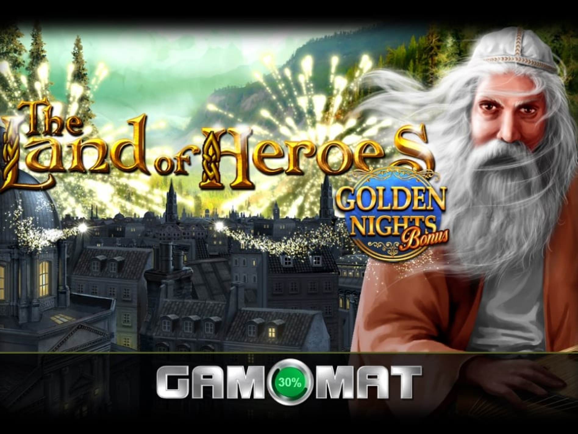 The The Land of heroes GDN Online Slot Demo Game by Gamomat
