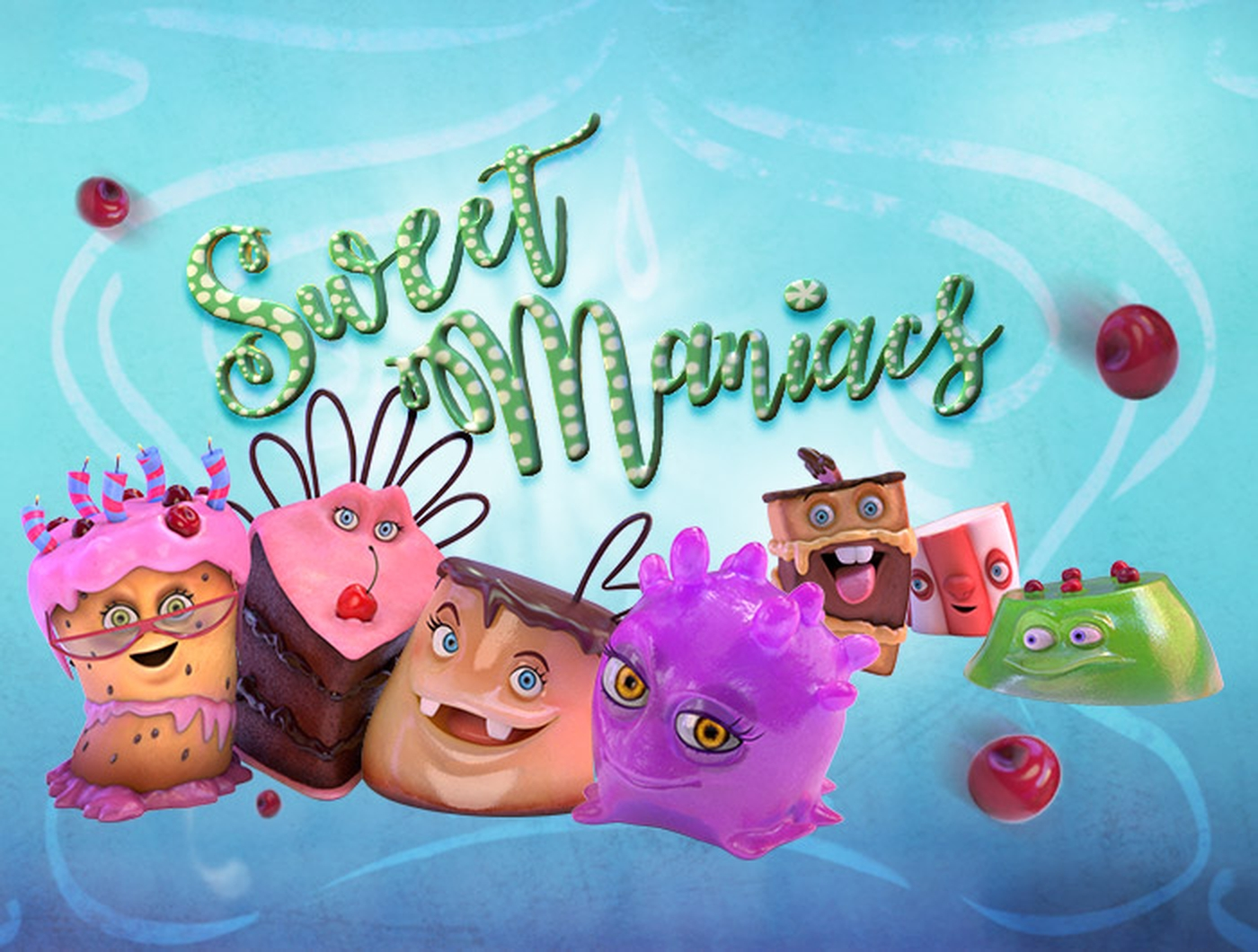 The Sweet Maniacs Online Slot Demo Game by Gamshy
