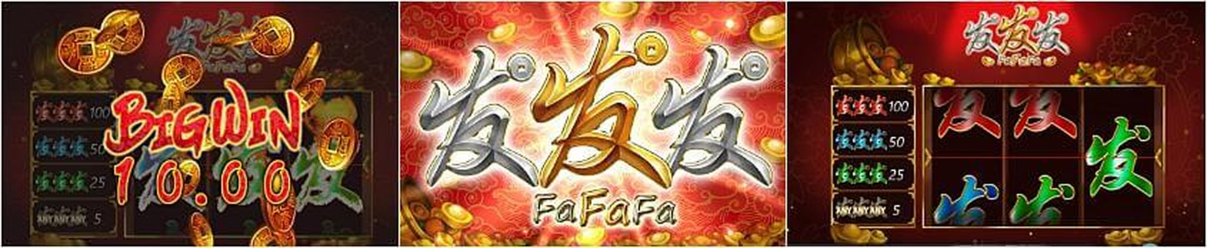The Fa Fa Fa (Genesis) Online Slot Demo Game by Genesis