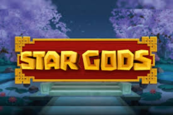 The Star Gods Online Slot Demo Game by Golden Rock Studios