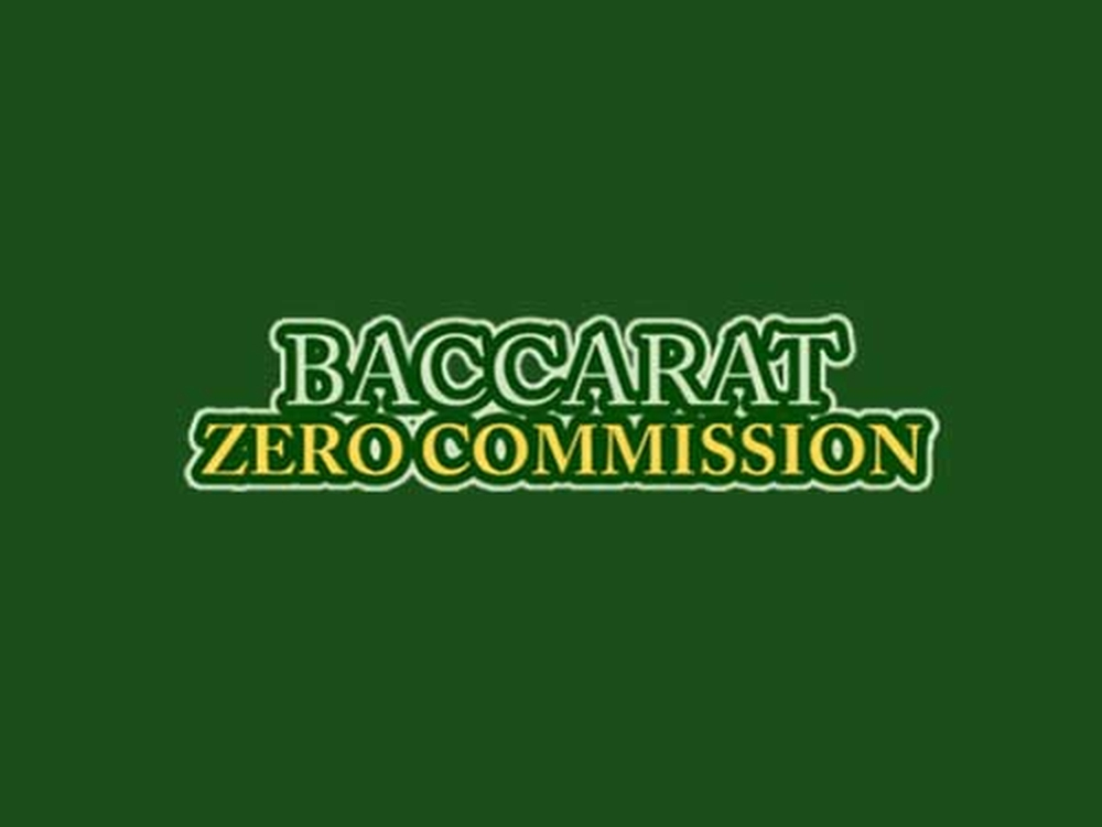 The Baccarat Zero Commission Online Slot Demo Game by Habanero