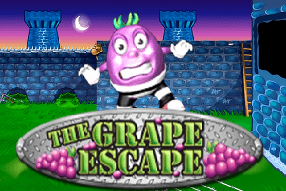 The Grape Escape Online Slot Demo Game by Habanero
