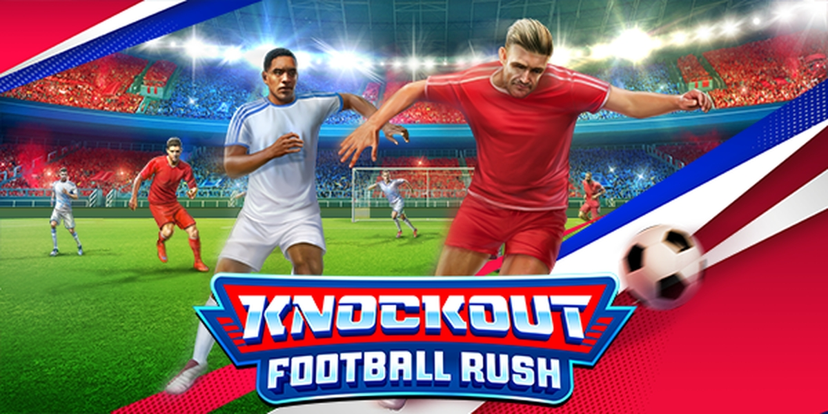 The Knockout Football Rush Online Slot Demo Game by Habanero
