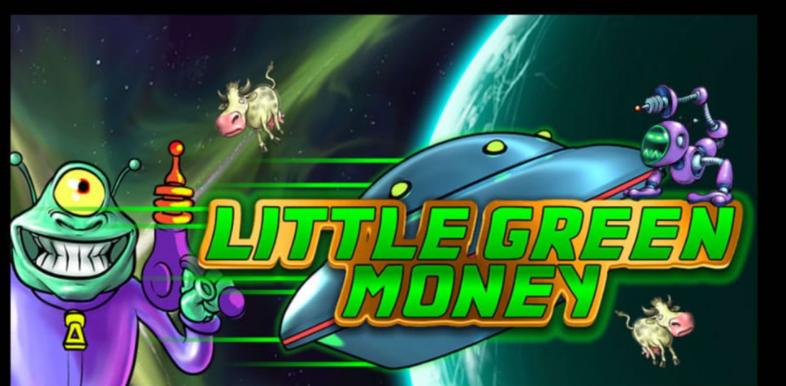 The Little Green Money Online Slot Demo Game by Habanero