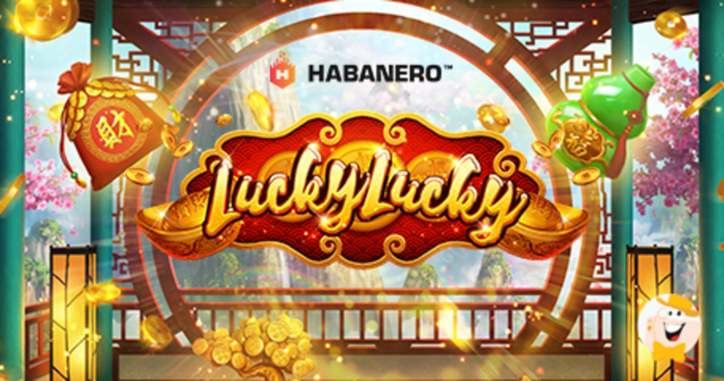 The Lucky Lucky (Habanero) Online Slot Demo Game by Habanero