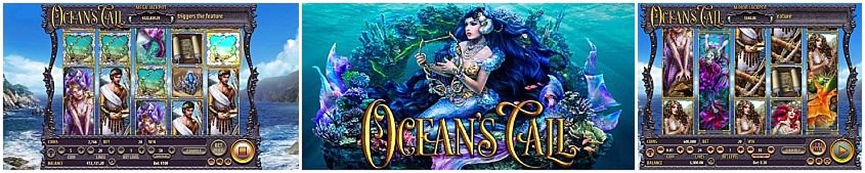 The Ocean's Call Online Slot Demo Game by Habanero