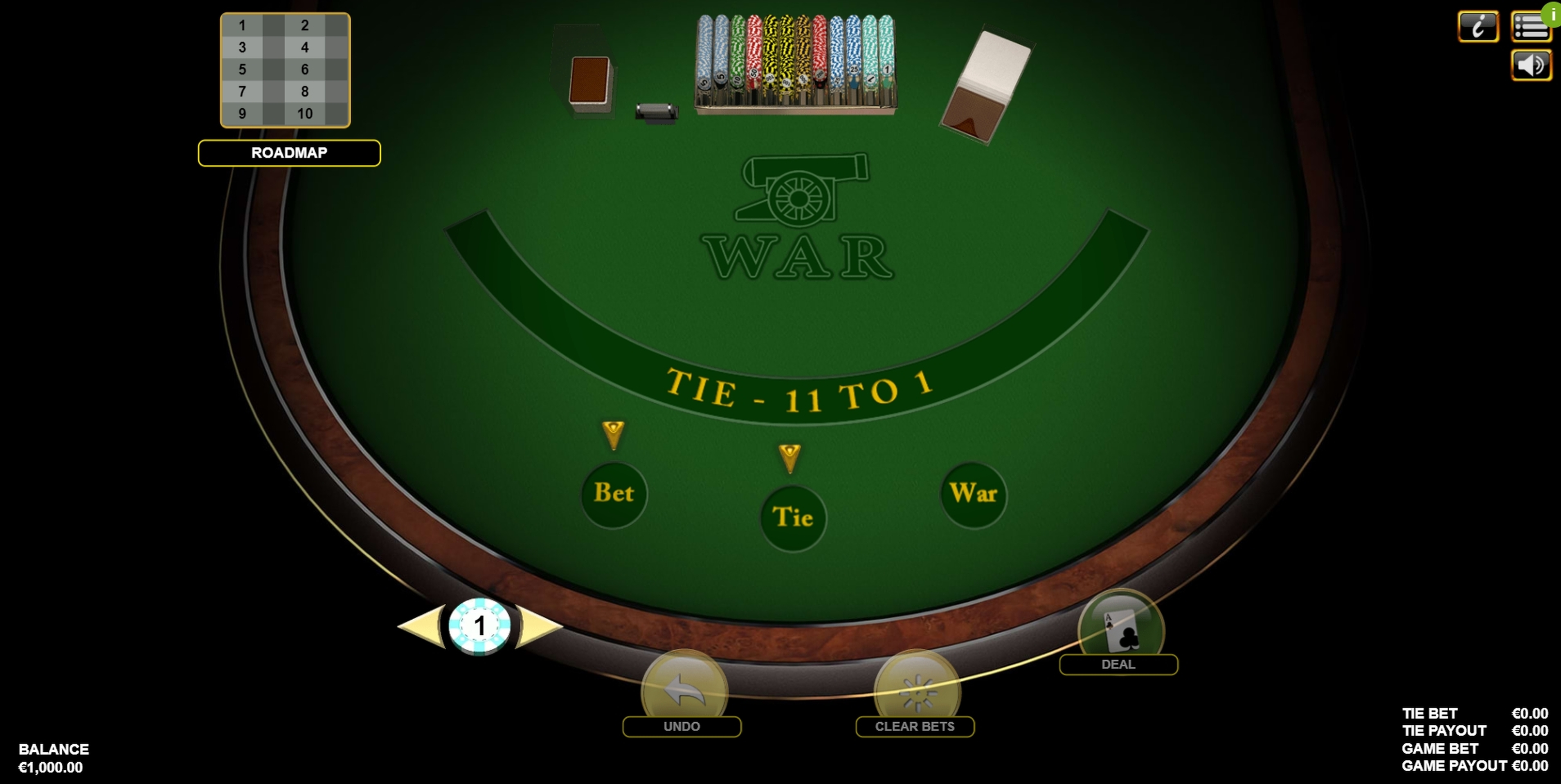 Reels in War (Habanero) Slot Game by Habanero