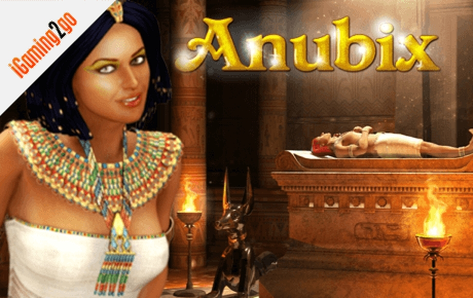 The Anubix (iGaming2go) Online Slot Demo Game by iGaming2go