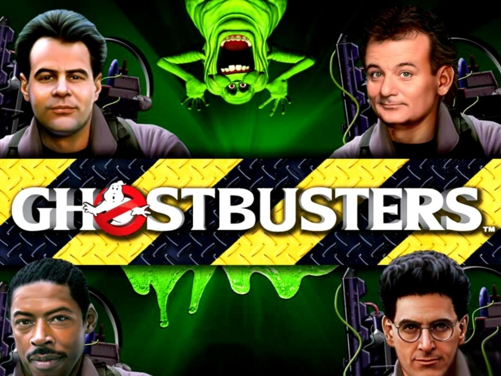 The Ghostbusters Online Slot Demo Game by IGT
