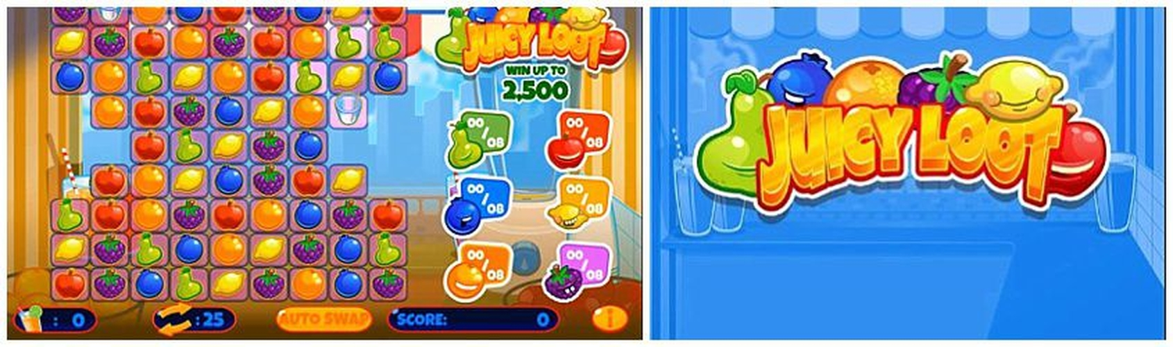 The Juicy Loot Online Slot Demo Game by IGT