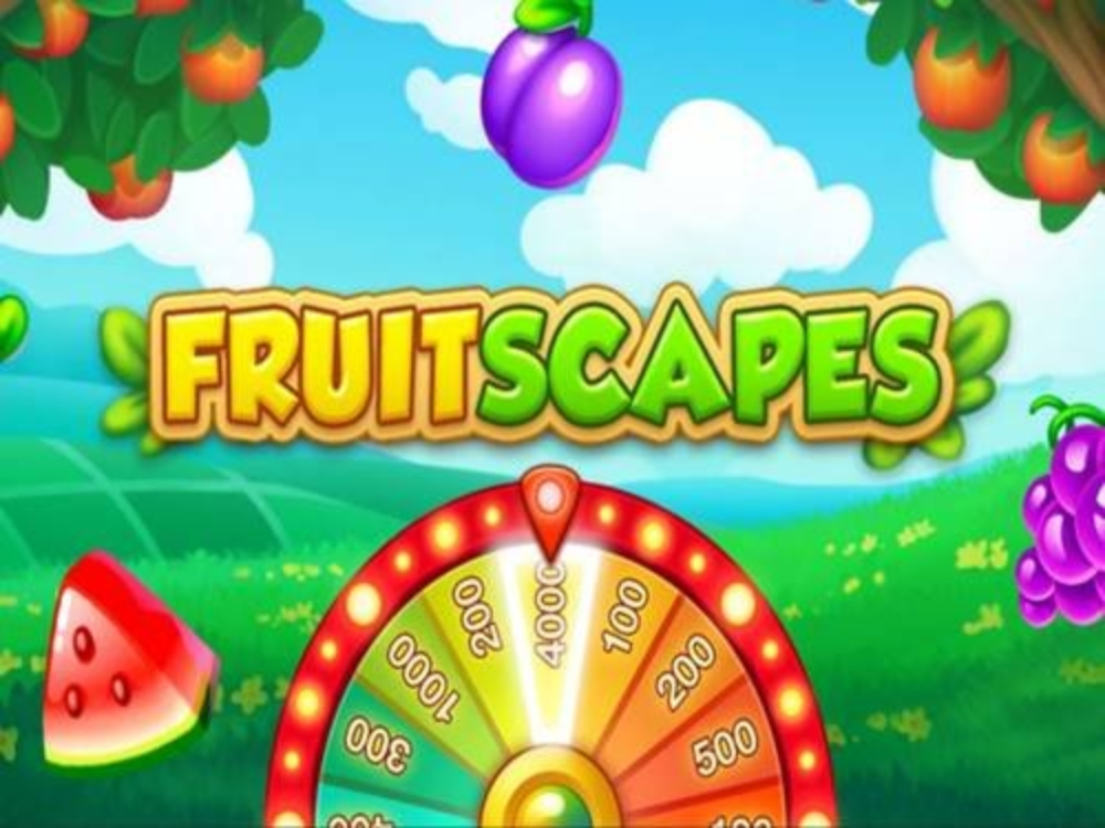 The Fruit Scapes Online Slot Demo Game by Inbet Games