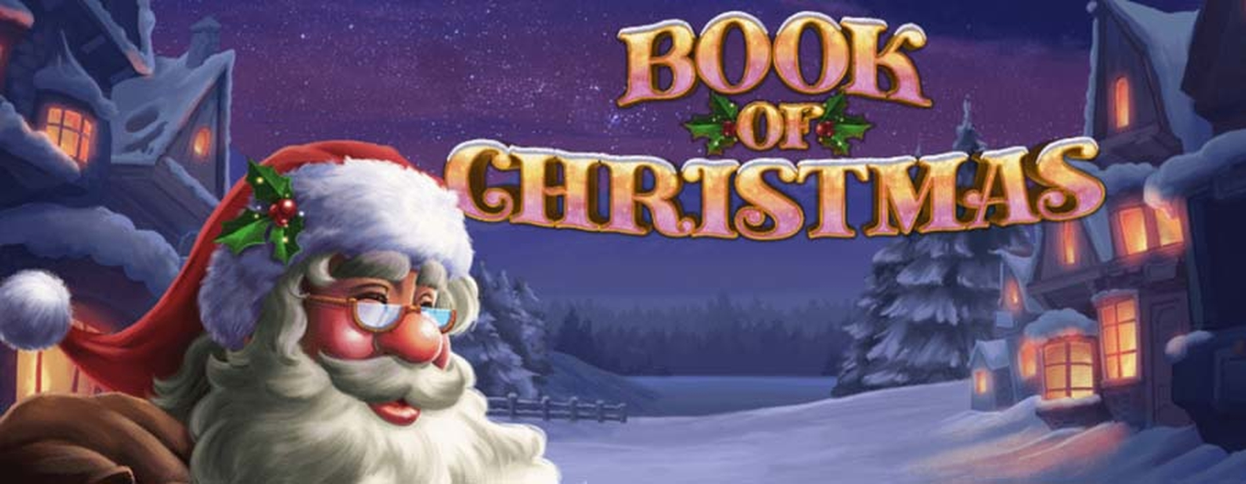 The Book of Christmas Online Slot Demo Game by Inspired Gaming