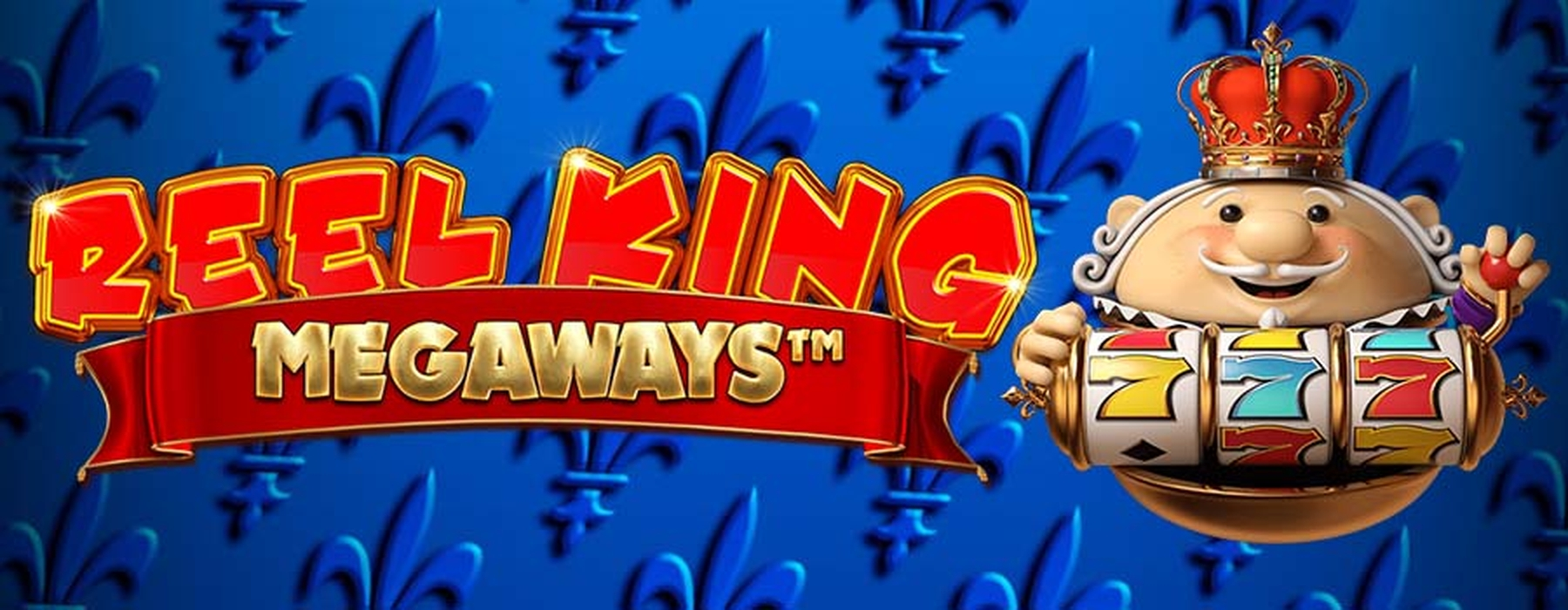 Reels in Reel King Megaways Slot Game by Inspired Gaming