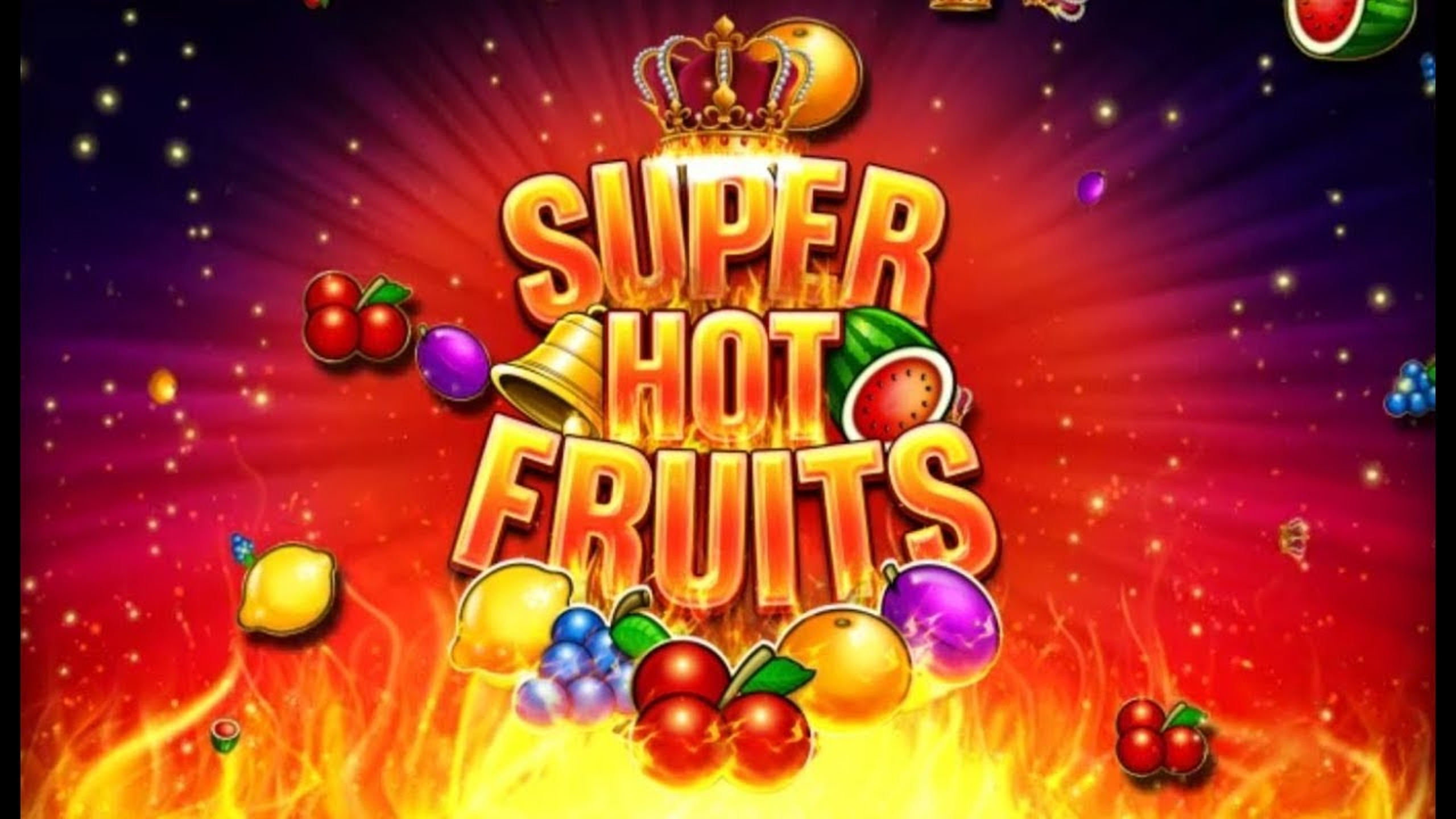 The Super Hot Fruits Online Slot Demo Game by Inspired Gaming