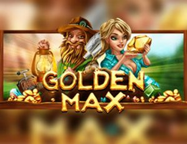 The Golden Max Online Slot Demo Game by PlayStar