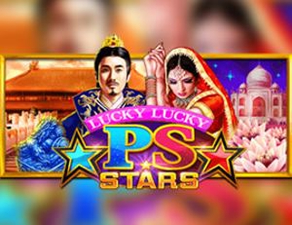 The PS Stars - Lucky Lucky Online Slot Demo Game by PlayStar