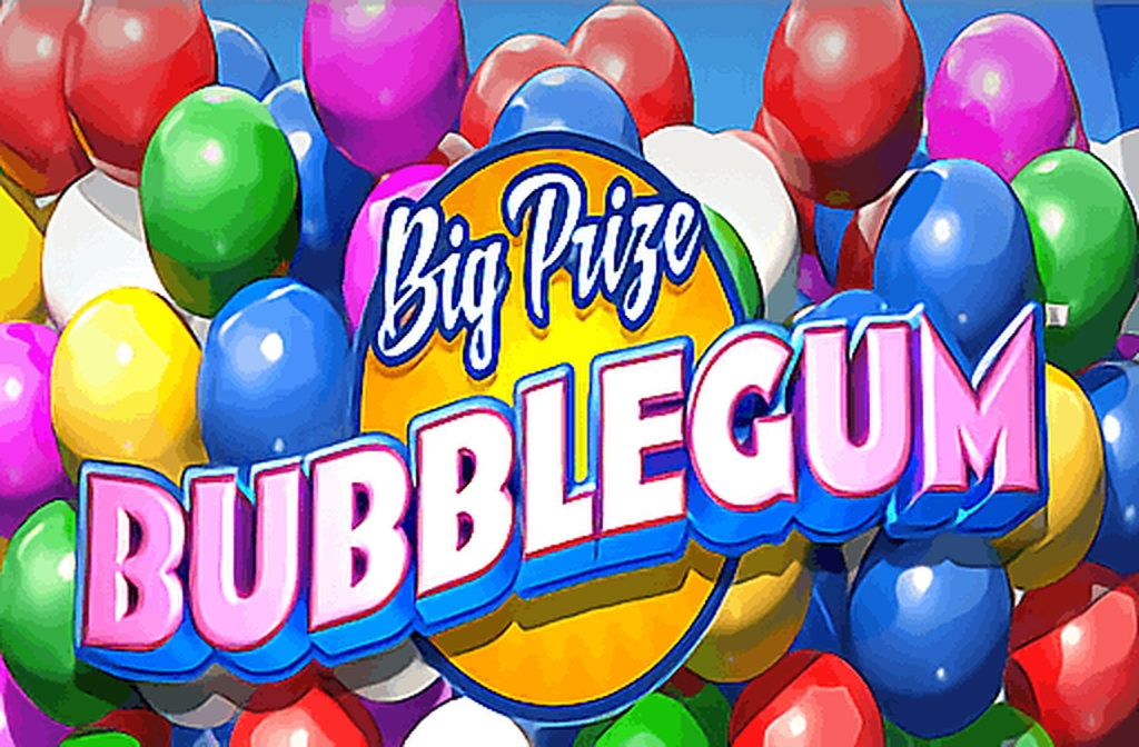 The Big Prize Bubblegum Online Slot Demo Game by Incredible Technologies