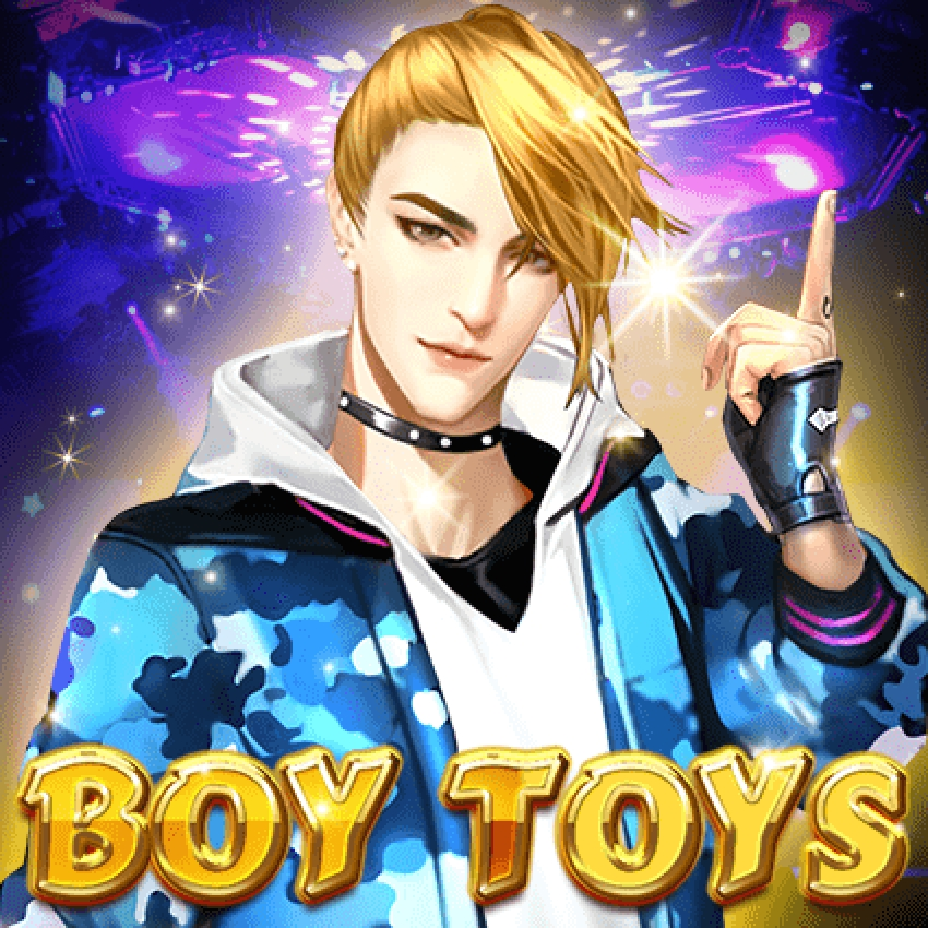 The Boy Toys Online Slot Demo Game by KA Gaming