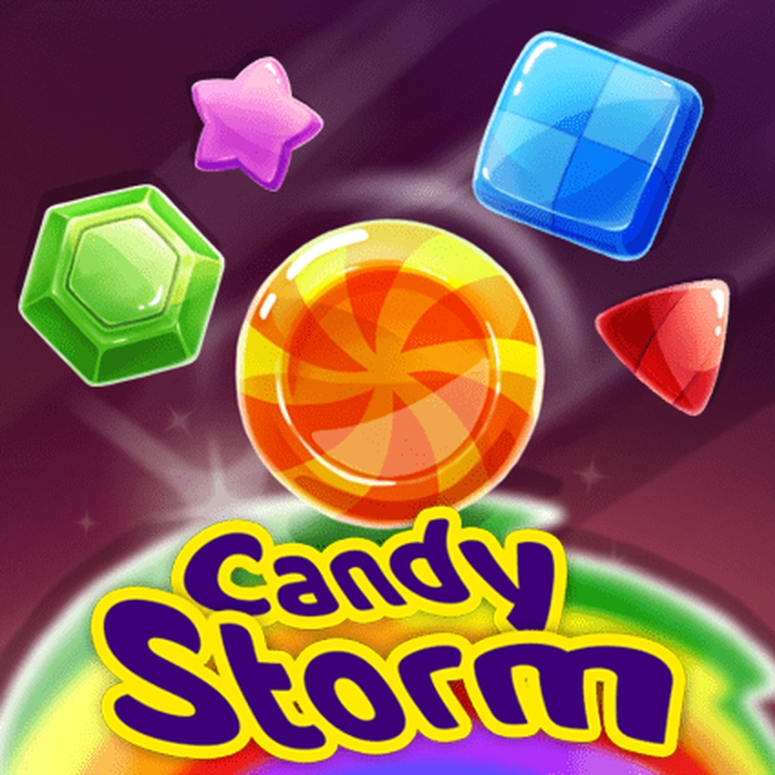 The Candy Storm Online Slot Demo Game by KA Gaming