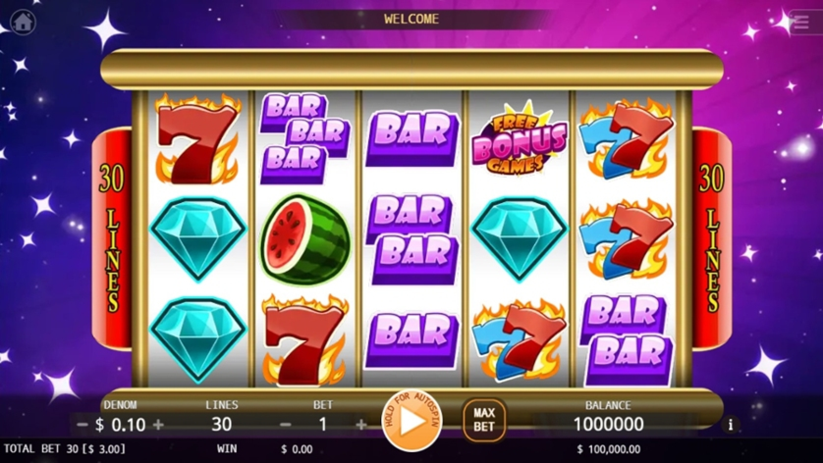The Fast Blast Online Slot Demo Game by KA Gaming