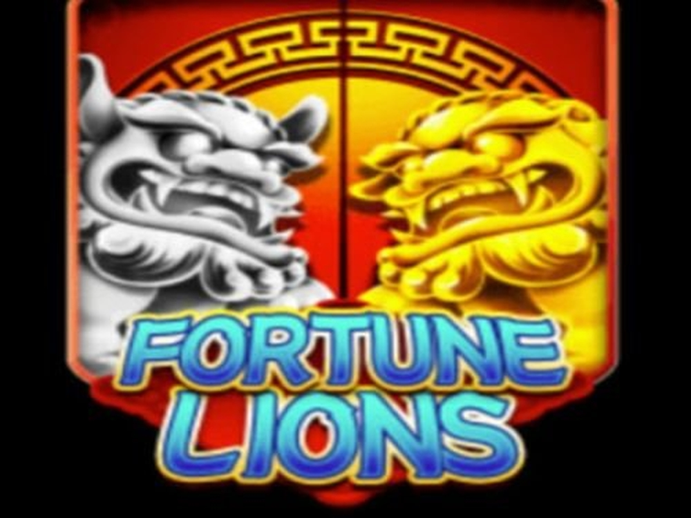 The Fortune Lions (KA Gaming) Online Slot Demo Game by KA Gaming