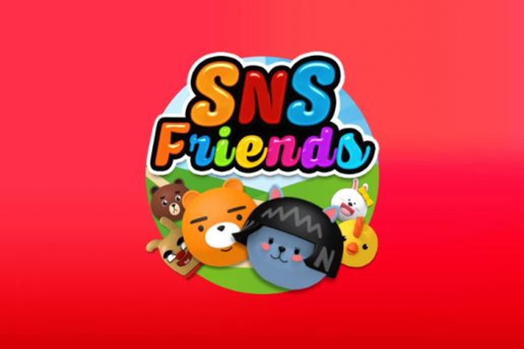 The SNS Friends Online Slot Demo Game by KA Gaming
