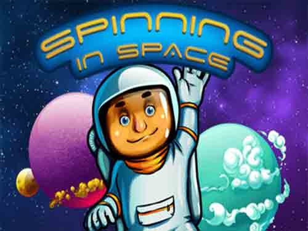 The Spinning In Space Online Slot Demo Game by KA Gaming