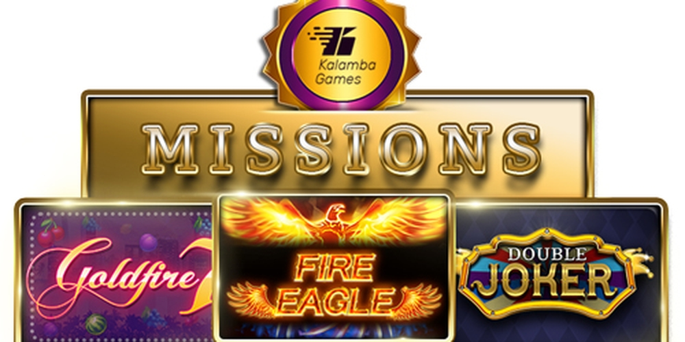 The Fire Eagle Missions Online Slot Demo Game by Kalamba Games