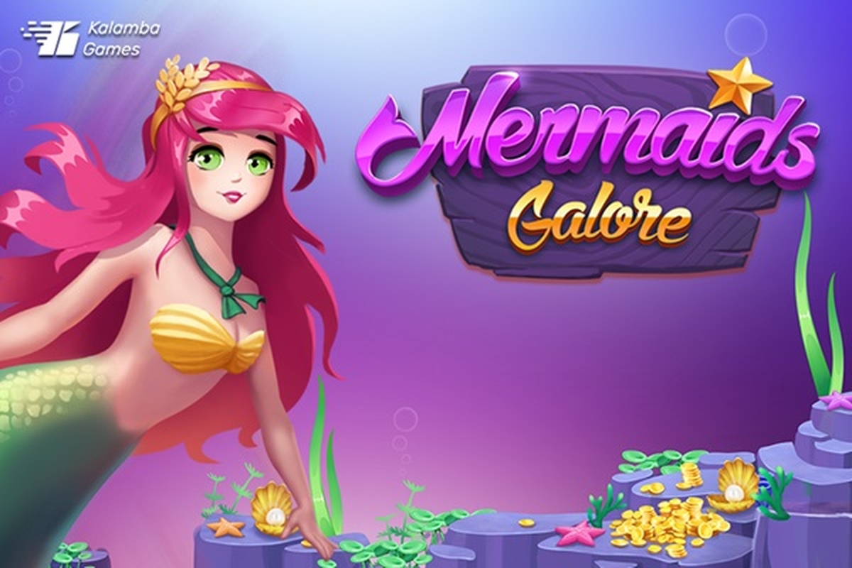 The Mermaids Galore Online Slot Demo Game by Kalamba Games