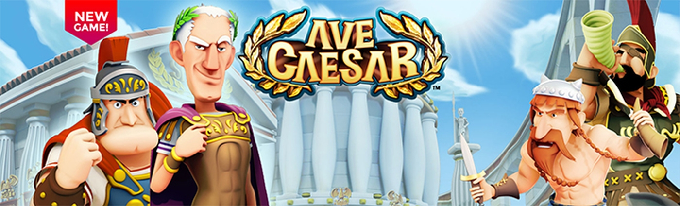 The Ave Caesar Online Slot Demo Game by Leander Games