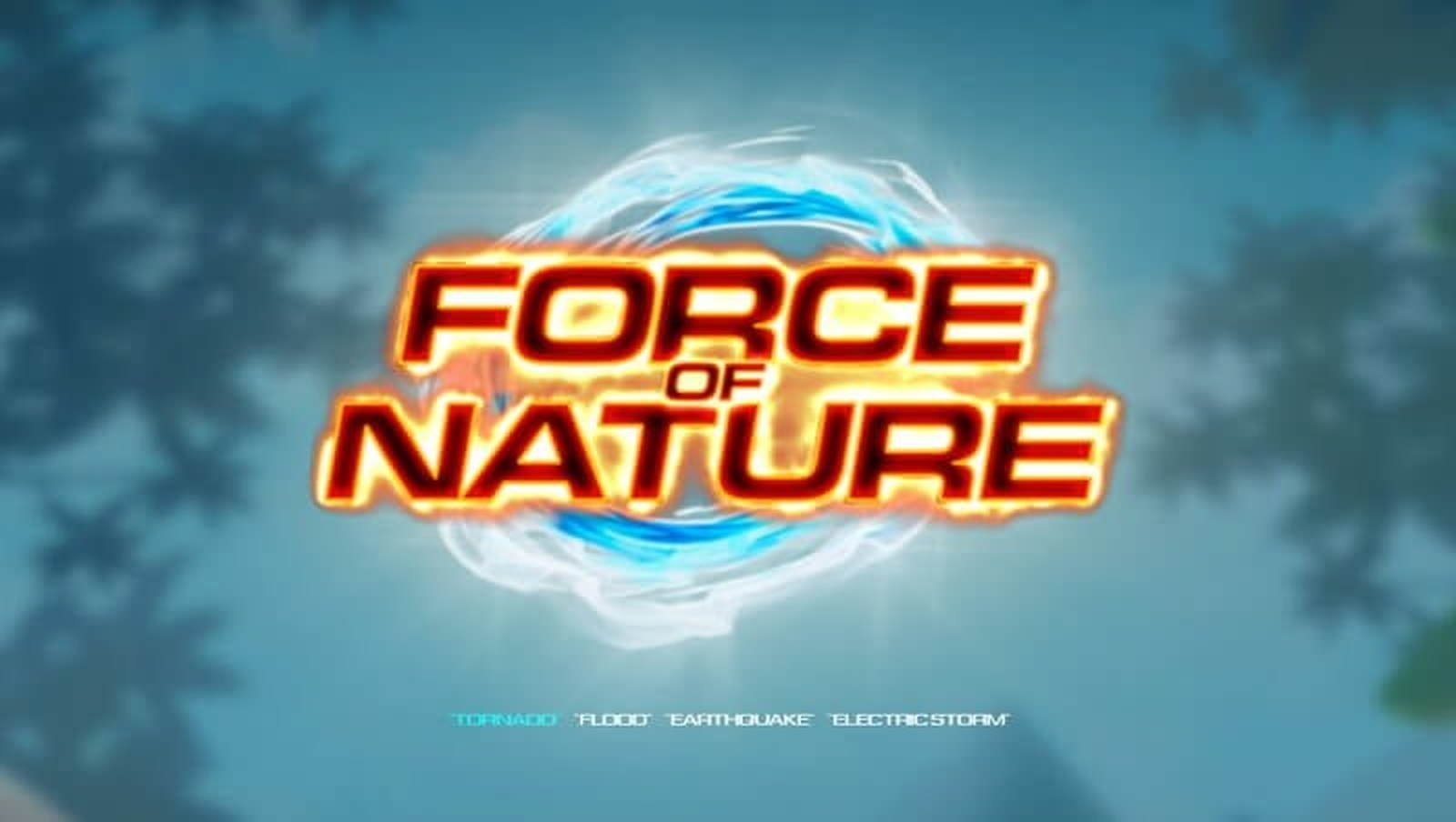 The Force of Nature Online Slot Demo Game by Leander Games